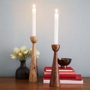 Modern Tapers from West Elm
